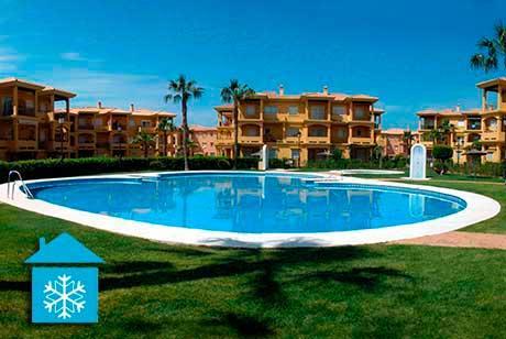 Alquiler Apartamento segunda planta Costa Gadir