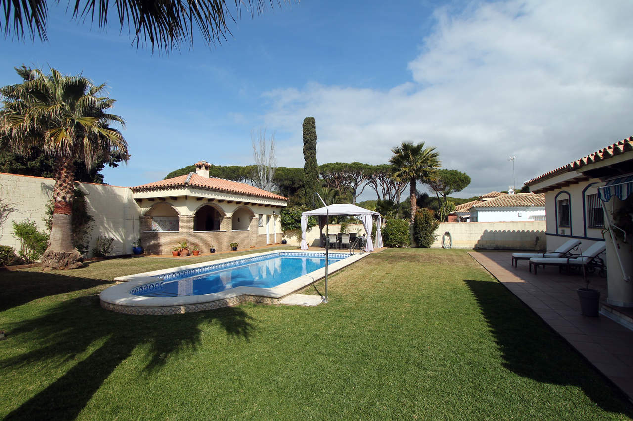 For Rent Chalet Chiclana de la Frontera